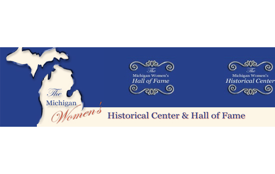MI Women's Historical Center and Hall of Fame Logo