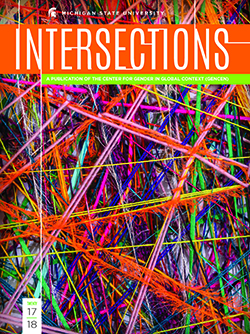 Intersections 2017-2018 Magazine Cover