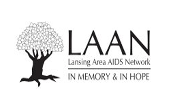 Lansing Area Aids Network logo